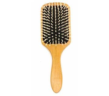 Wooden Paddle Hair Brush