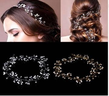 Wedding Bridal Rhinestone Headband
