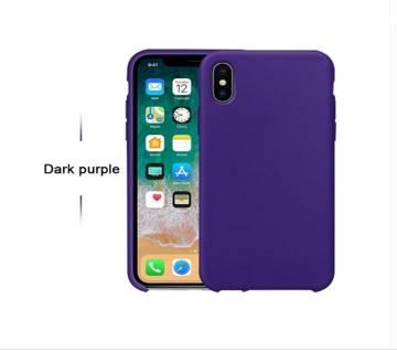 সিলিকন কেস ফর iPhone XS MAX