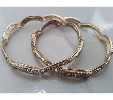 1Pair Zinc Alloy Women