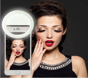LED Selfile Flash Light