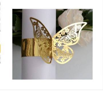 12 pcs Butterfly for decoration