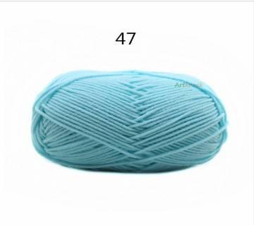 50 grams Crochet Yarn নিটিং নিডেল 1pcs