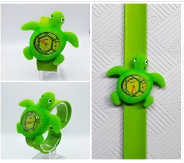 Cartoon Millennium Turtle Child Watch