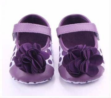 Baby Girls Anti-Slip Slip-On Sneakers Shoes For 9-12Months baby