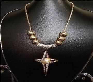 Original Indian diamond cut Necklace