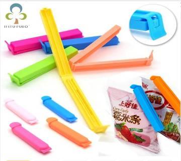 5Pcs Snack Food Sealing Bag Clips