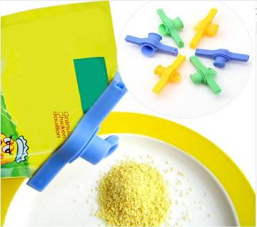 3Pcs Food Bag Sealing Clips