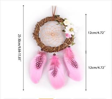 Feather Vine Hanging Decoration