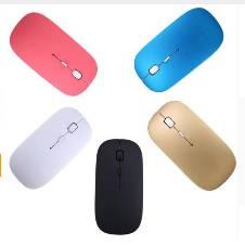 4 Button Optical USB ওয়্যারলেস গেমিং মাউস ১টি