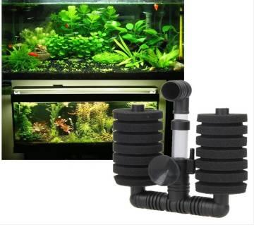 Aquarium Filter Fish Tank Air Pump Skimmer Biochemical Sponge