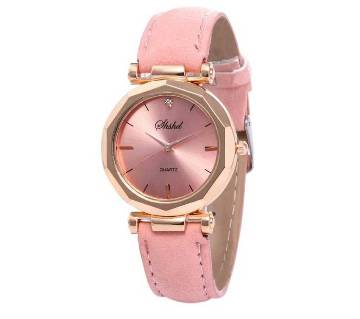 Luxury Pink Women Quartz watches