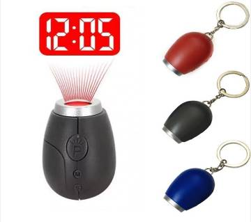 LED Portable Clock