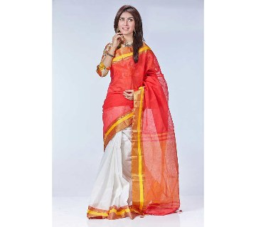 Pure Cotton Taant Saree