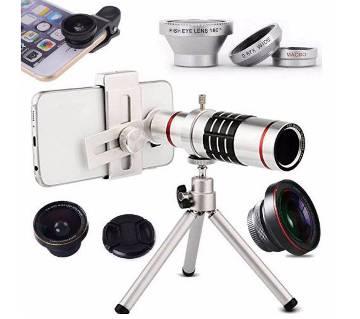 Universal 12x Zoom Lens