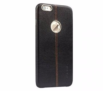 Vorson Leather Back Case for iPhone 5