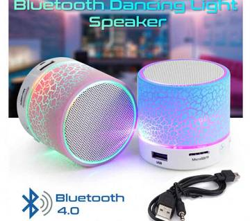 Mini Portable Wireless Bluetooth Speakers With Col