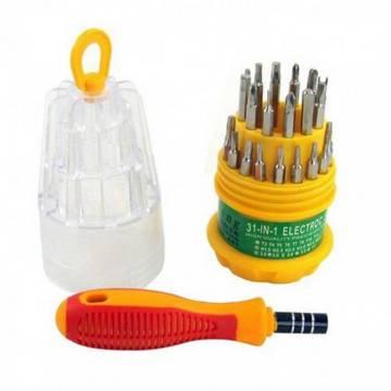 31-in-1 Screwdriver Tool Set