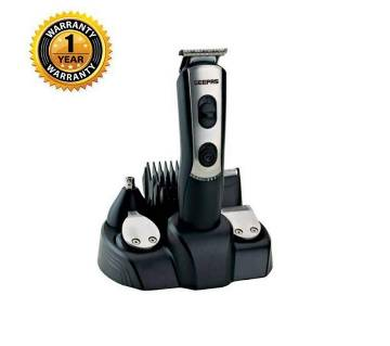 GEEPAS (9 In 1) Trimmer and Shaver GTR8612 – Black