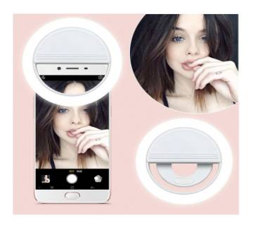 Rechargeable Musical. ly Selfie Ring Light