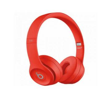 Beats solo-2 Wired Headphone red (copy)