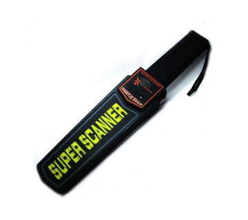 Super Scanner Metal Detector