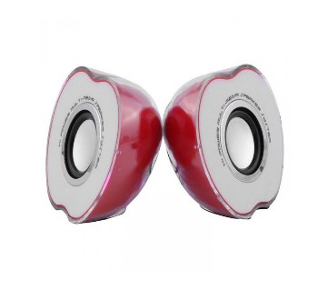 Apple Shaped USB Portable Speaker