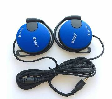 Shini Super Bass EarHook Earphone for Mp3 Player, Computer,Mobile