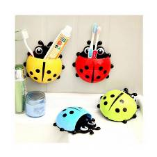 Beetle Shaped Toothbrush Holder