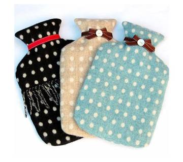 refiable hot water bag 1pc