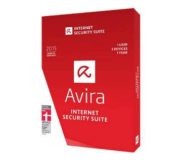 Avira Internet Security  - 1 User - 1 Year