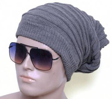 Men's Winter Beanie Hat -02