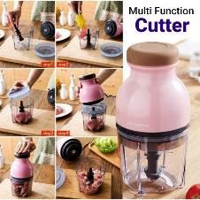 Capsule Cutter Quarter - Pink