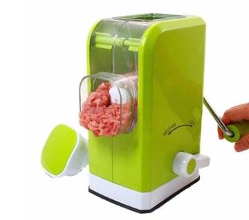 Manual Multi-Functional Meat Grinder