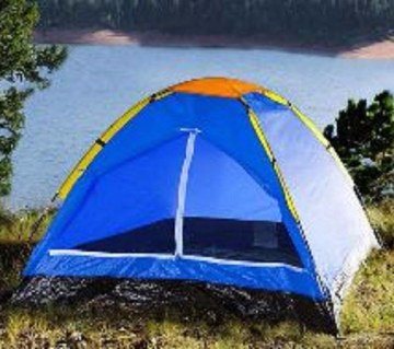 FIBER GLASS TUBE TENT (For 2 Persons)
