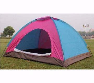 FIBER GLASS TUBE TENT (For 10 Persons)