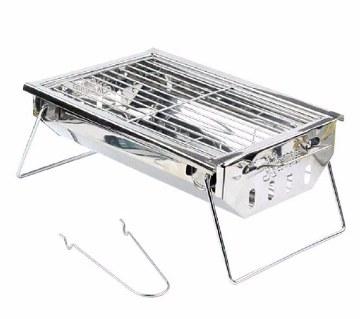Portable Folding BBQ Grill Set