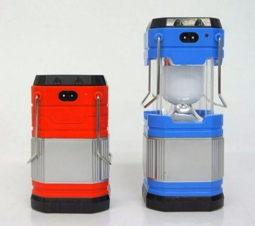 Solar Powered Rechargeable Lantern