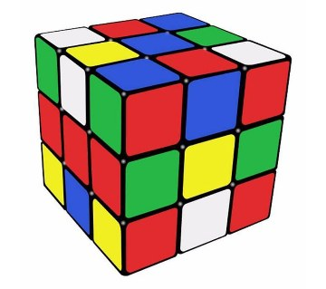 Rubik's কিউব (3x3)