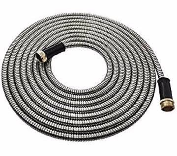 Stainless Steel Garden Hose Pipe