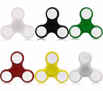 Fidget Spinner Stress Reducer Toy with LED Light