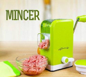 Multifunctional Manual Meat Grinder