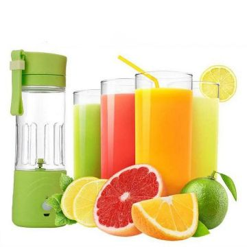 USB Rechargeable Mini Juicer Blender