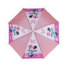 Light Pink Kids Umbrella with whistler