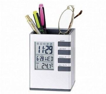 Desk Stand Clock