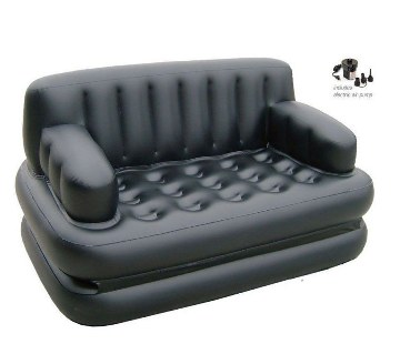 5 In 1 Inflatable Air Sofa Cum Bed