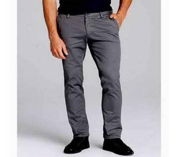 Semi Narrow Gabardine Pant for Men