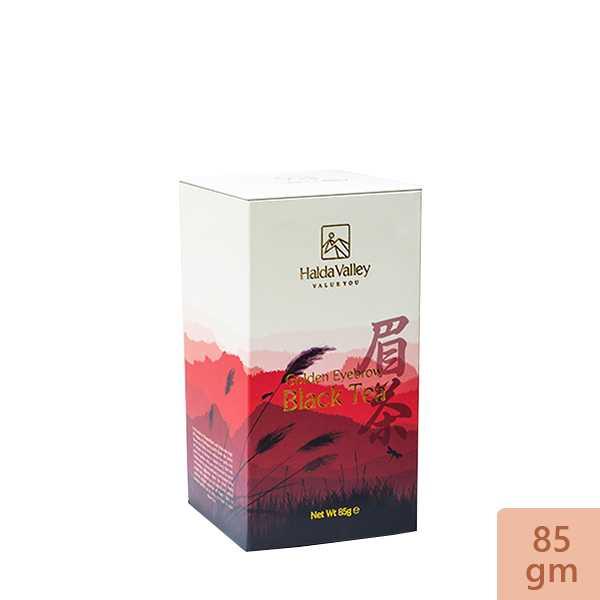 Halda Valley Golden Eyebrow Black Tea 85 gm