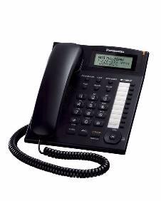 Panasonic KX-TS880MXB কর্ডেড টেলিফোন 2