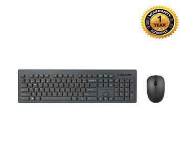 MicroPack Wireless Mouse and Keyboard Combo KM-232W